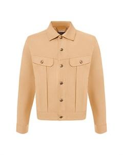 Хлопковая куртка Ralph lauren