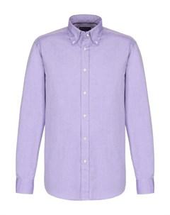 Хлопковая сорочка с воротником button down Ralph lauren
