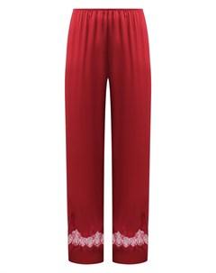 Шелковые брюки Simone perele