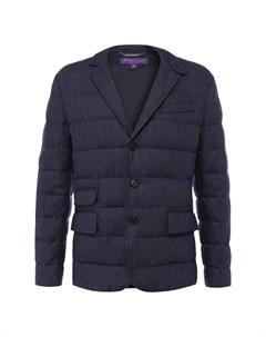 Пуховая куртка из шерсти Ralph lauren