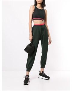 Lndr спортивные брюки свободного кроя m зеленый Lndr