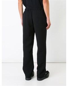 Matthew miller брюки на резинке 30 черный Matthew miller