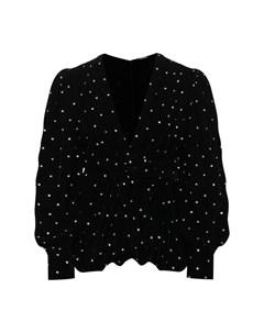 Бархатная блузка Dodo bar or