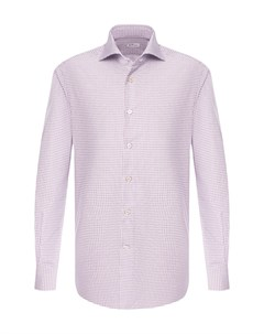 Хлопковая рубашка Kiton