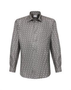 Шелковая рубашка Burberry