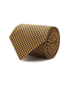 Шелковый галстук Luigi borrelli