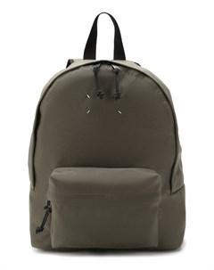 Текстильный рюкзак Maison margiela