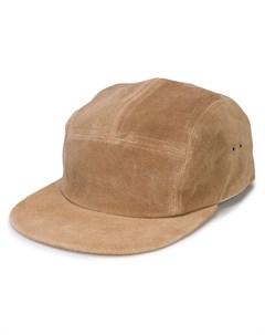 Hender scheme однотонная кепка один размер коричневый Hender scheme