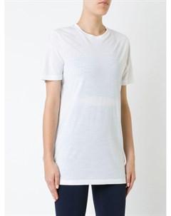 Однотонная футболка Lndr