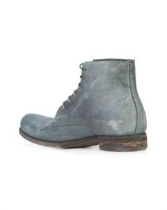 A diciannoveventitre ботинки на шнуровке 45 серый A diciannoveventitre