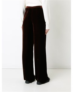 Ms min брюки rudy 4 коричневый Ms min