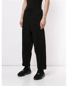 Abasi rosborough укороченные спортивные брюки m черный Abasi rosborough