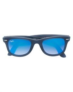 Солнцезащитные очки Wayfarer с тонированными линзами Ray-ban®