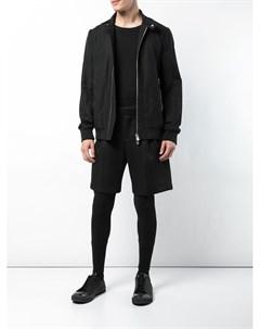 Thamanyah легкая куртка бомбер 48 черный Thamanyah
