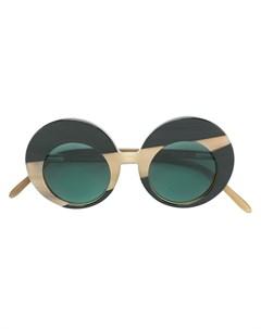 Ralph vaessen солнцезащитные очки tessa один размер черный Ralph vaessen