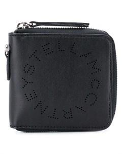 кошелек с логотипом Stella mccartney