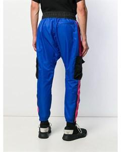 Daniel patrick спортивные брюки в стиле колор блок xl синий Daniel patrick