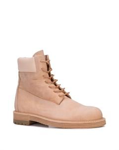 Hender scheme ботинки на шнуровке 5 нейтральные цвета Hender scheme