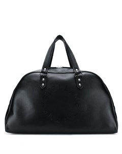 Stella mccartney дорожная сумка из искусственной кожи один размер черный Stella mccartney