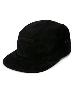Hender scheme бейсбольная кепка один размер черный Hender scheme