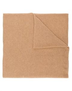 zanone овый шарф один размер нейтральные цвета Zanone