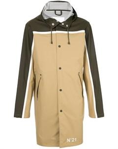 тонкая непромокаемая куртка No21