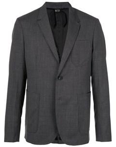 пиджак кроя слим No21