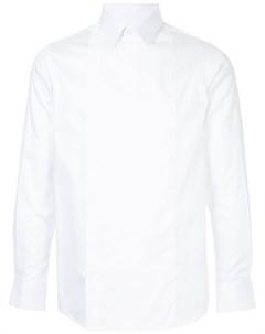 Matthew miller рубашка с длинными рукавами m белый Matthew miller