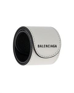 браслет на защелке Balenciaga