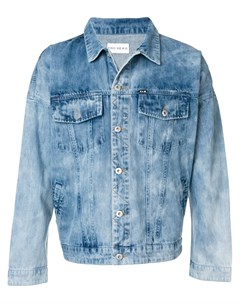 Классическая приталенная джинсовая куртка P.a.m.