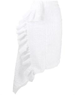 Jourden юбка миди lolita 36 белый Jourden