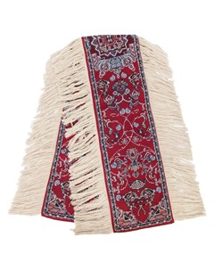 Широкий шарф с бахромой Y / project