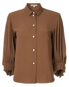 Edeline lee рубашка jete 6 коричневый Edeline lee