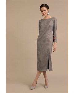 Платье с разрезом Emka