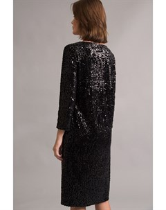 Платье с пайетками Emka