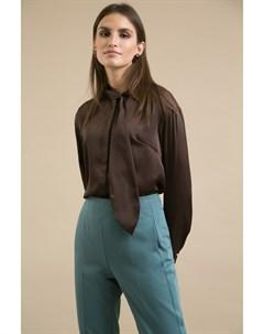 Блузка прямого кроя Emka