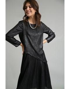 Платье с плиссировкой Emka