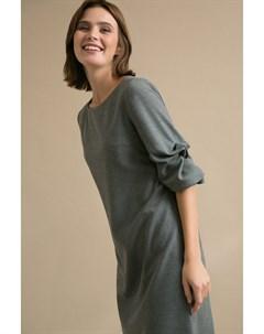 Платье прямого кроя Emka