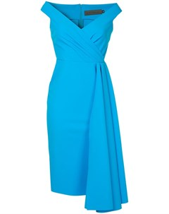 Greta constantine платье миди minnedosa xs синий Greta constantine