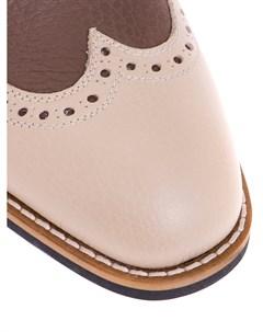 Туфли броги кожаные Artioli