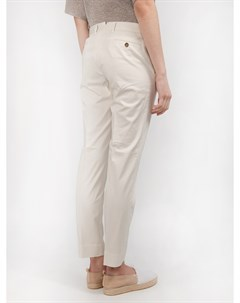 Хлопковые брюки Pt0w