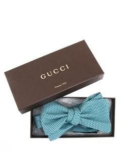Бабочка шелковая Gucci
