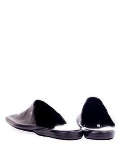 Кожаные тапочки Artioli