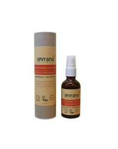 Дезодорант Цитрусовая свежесть 50 г Levrana