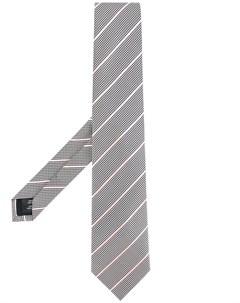 галстук в ломаную клетку Gieves & hawkes