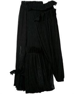 Litkovskaya юбка шорты 38 черный Litkovskaya