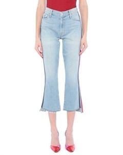 Джинсовые брюки Mother