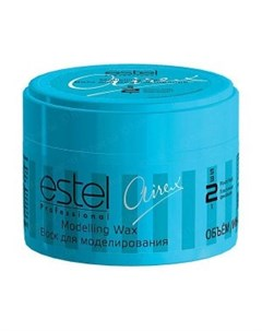 Воск для моделирования волос нормальной фиксации Airex Estel (россия)
