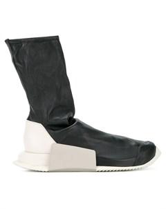 Adidas by rick owens кроссовки с носочной вставкой adidas level 9 черный Adidas by rick owens