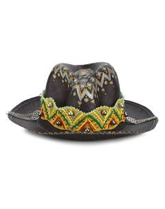 Ibo maraca шляпа gypsy king l черный Ibo maraca